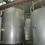 Fabrikasi Mixer Tank Steel