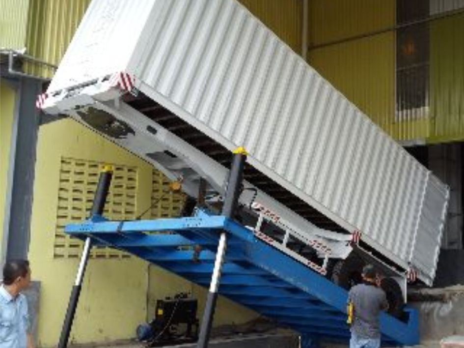 maintenance Tipping Platform maktech