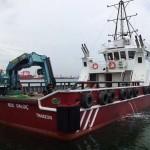 Distributor Crane Marine Puma