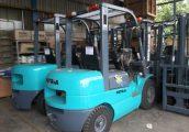 Jual Forklift & Service