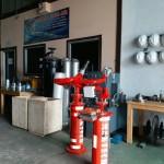 Motorize Water Cannon MT40 Maktech [#NEGO]