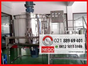 jasa fabrikasi mixer tank steel