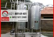 Fabrikasi Storage Tank Steel