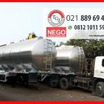 Fabrikasi Water Tank Steel