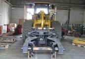 Service & Parts Tyre Handler
