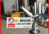 Water Cannon MT65S Stainless Steel [#NEGO]