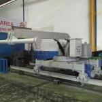 Permanent Hydraulic System Gondola Permanen
