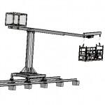 Fix Arm : Gondola Semi Permanent